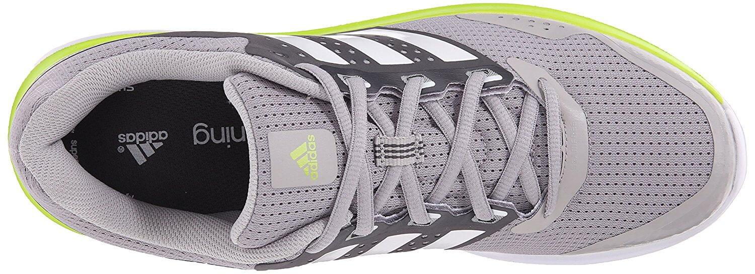28cbbf5980110 ... Air mesh fabric on the Adidas Duramo 7 s upper provides excellent  lightweight breathability.