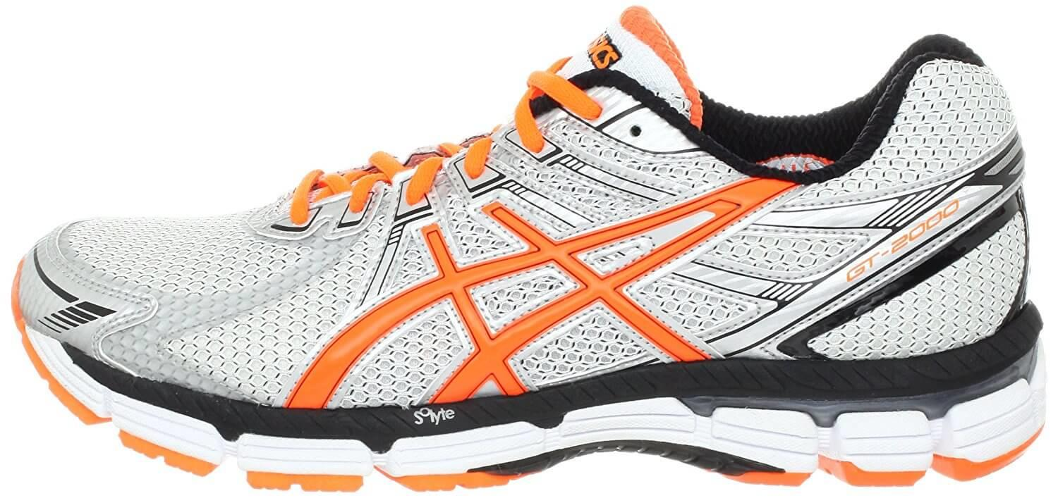ASICS GT2000 4 right to left view
