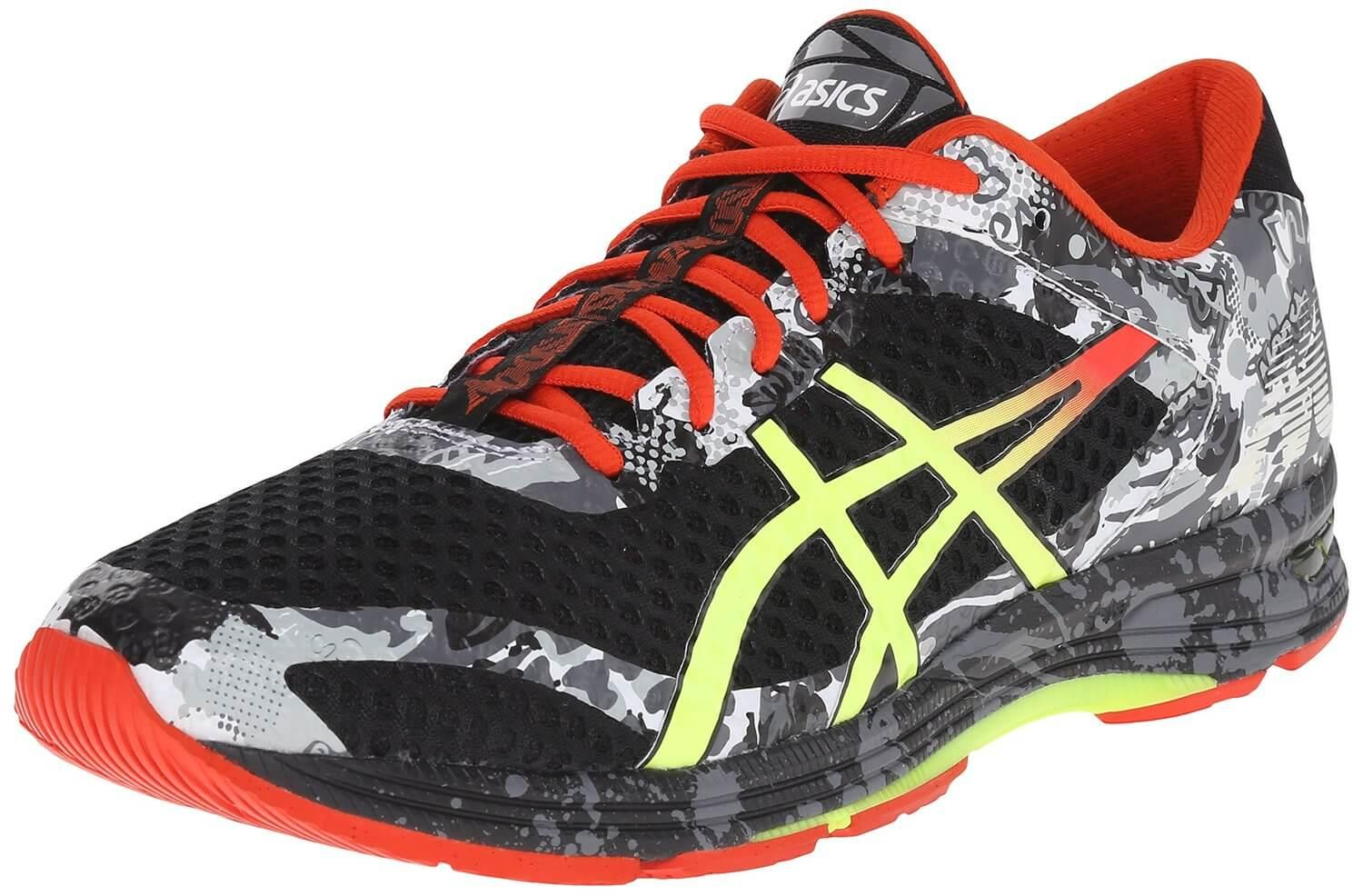the Asics Gel Noosa Tri 11 is a mid-stability shoe that offers a great amount of comfort
