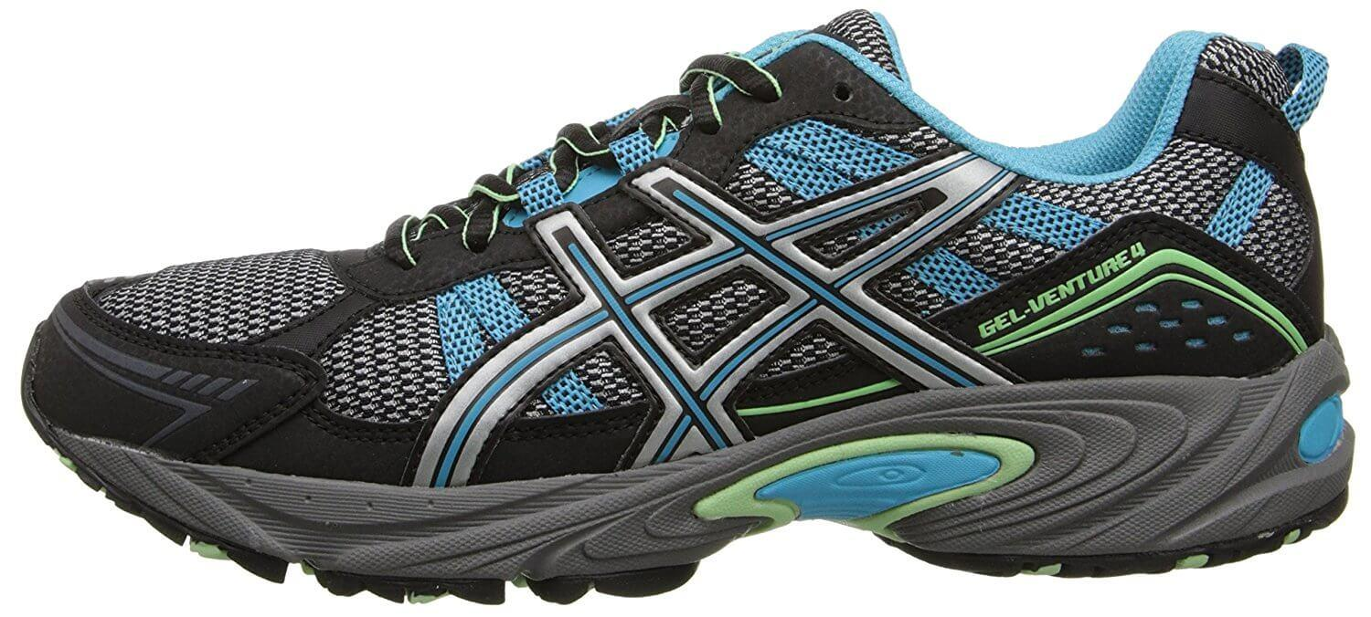 ASICS GEL-Venture 4 Fully Reviewed for Quality 5