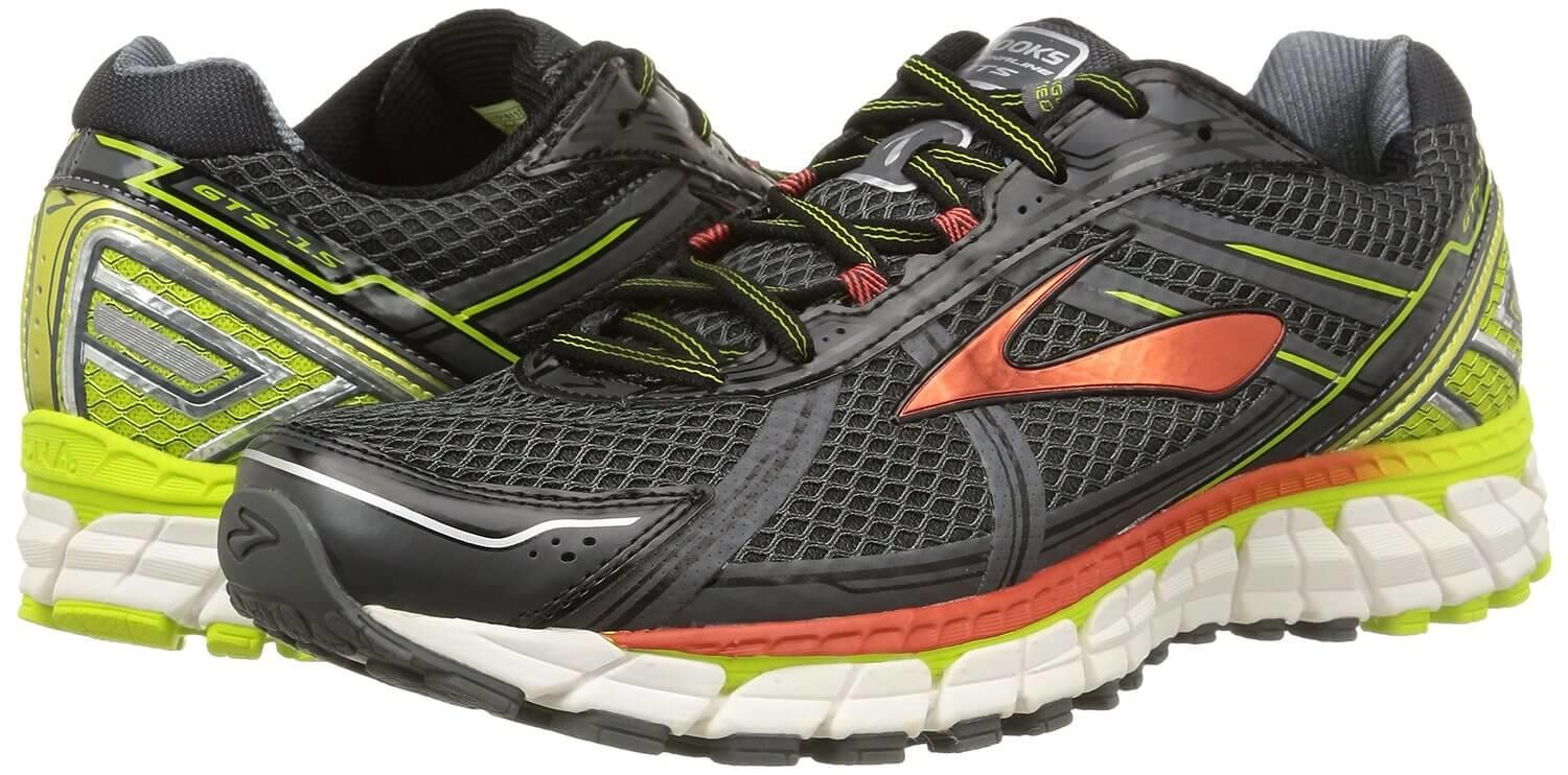 Brooks Adrenaline GTS 15 Reviewed for Quality 5