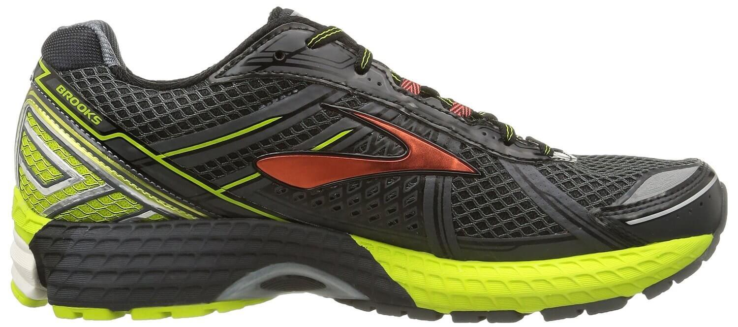 Brooks Adrenaline GTS 15 Reviewed for Quality 4