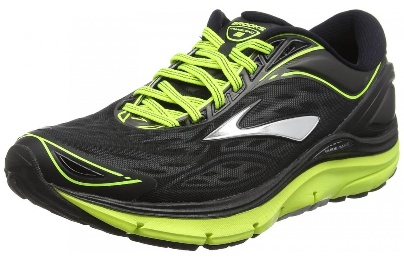 3f2163fe21661 the Brooks Transcend 3 is a great running shoe for those that need  customized cushioning in ...