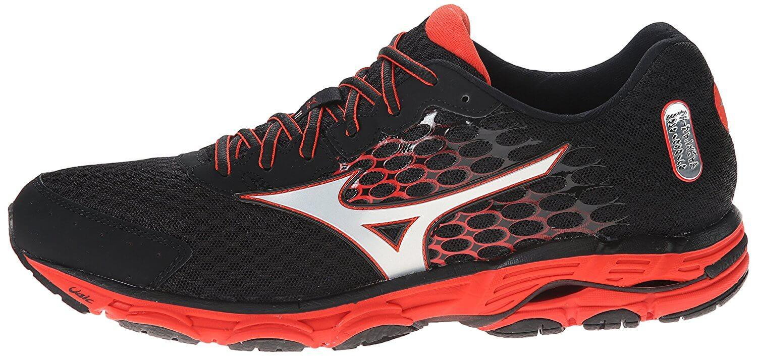 Mizuno Wave Inspire 11 is a shoe with enough style to be worn in causal social settings.