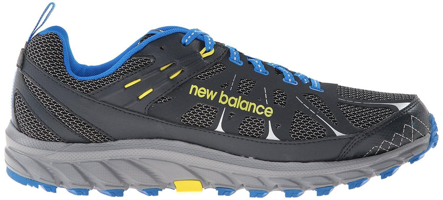 the low profile of the New Balance 610 makes it a great trail shoe and all-around trainer