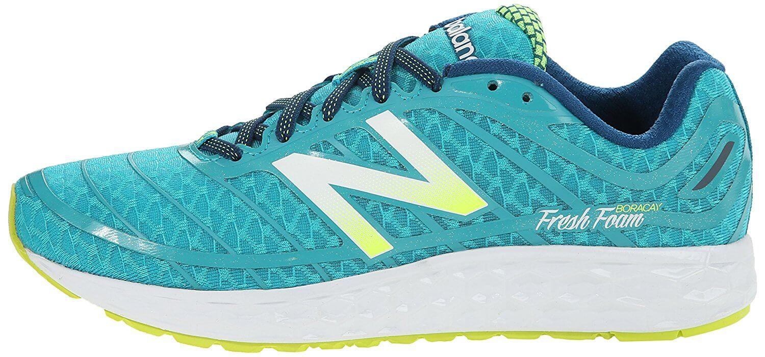 The New Balance Fresh Foam Boracay 980v2 is not the most stylish shoe on the market.
