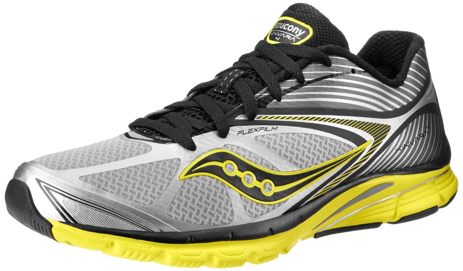 the Saucony Kinvara 4 is a comfortable, lightweight running shoe that is durable and aesthetically pleasing