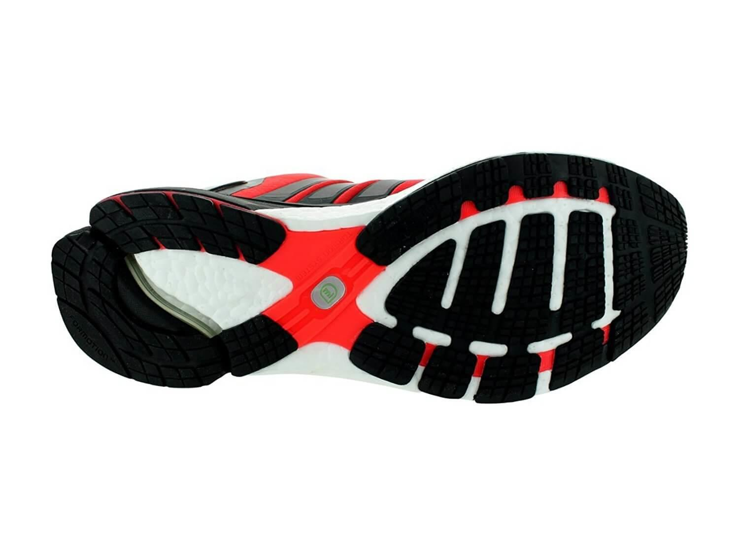 ... the outsole of the Adidas Adistar Boost offers great traction on a  variety of surfaces ... 4ba6039a4