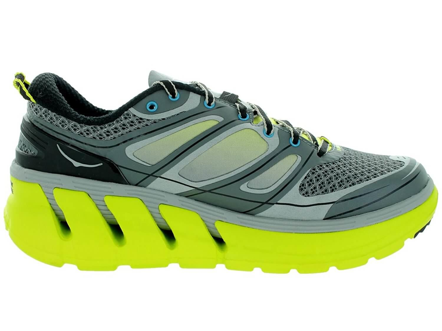 the Hoka One One Conquest 2 shown from the side