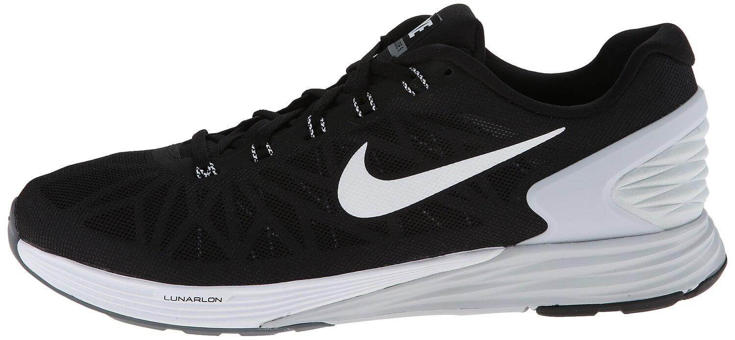 the Nike LunarGlide 6 is a lightweight running shoe that boasts of excellent stability and great comfort