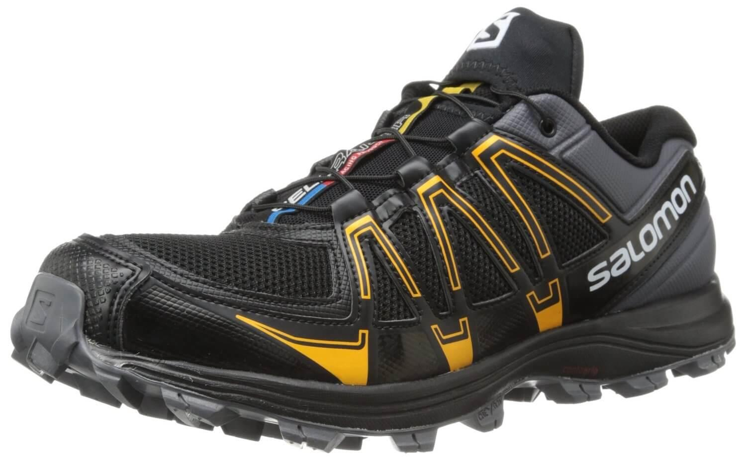 Salomon Fellraiser Review They Grip Mud And They're Yellow!