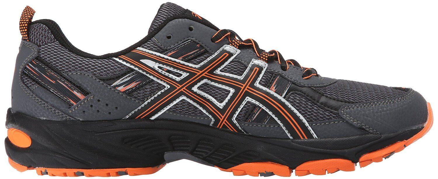 the Asics Gel Venture 5 is a highly affordable trail running shoe that will appeal to new and experienced trail runners alike