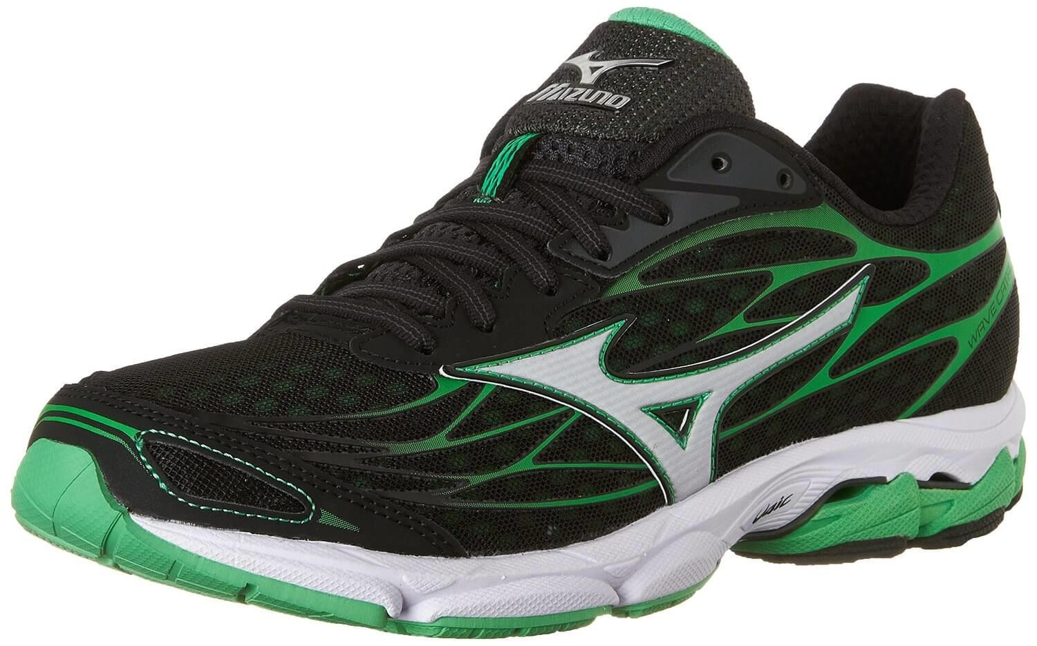 The Mizuno Wave Catalyst was inspired by the desire to encourage the promotion of sports.