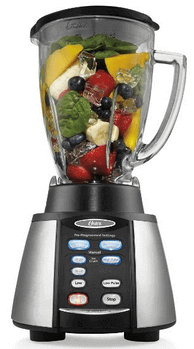 9. Oster Reverse Crush Counterforms Blender