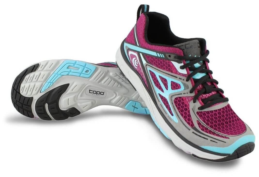 The Topo Athletic Tribute is an interesting combination of a minimalist and standard running shoe.