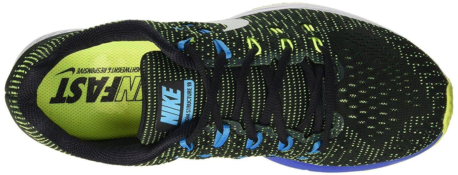 official photos 44523 27a5b Nike Air Zoom Structure 19