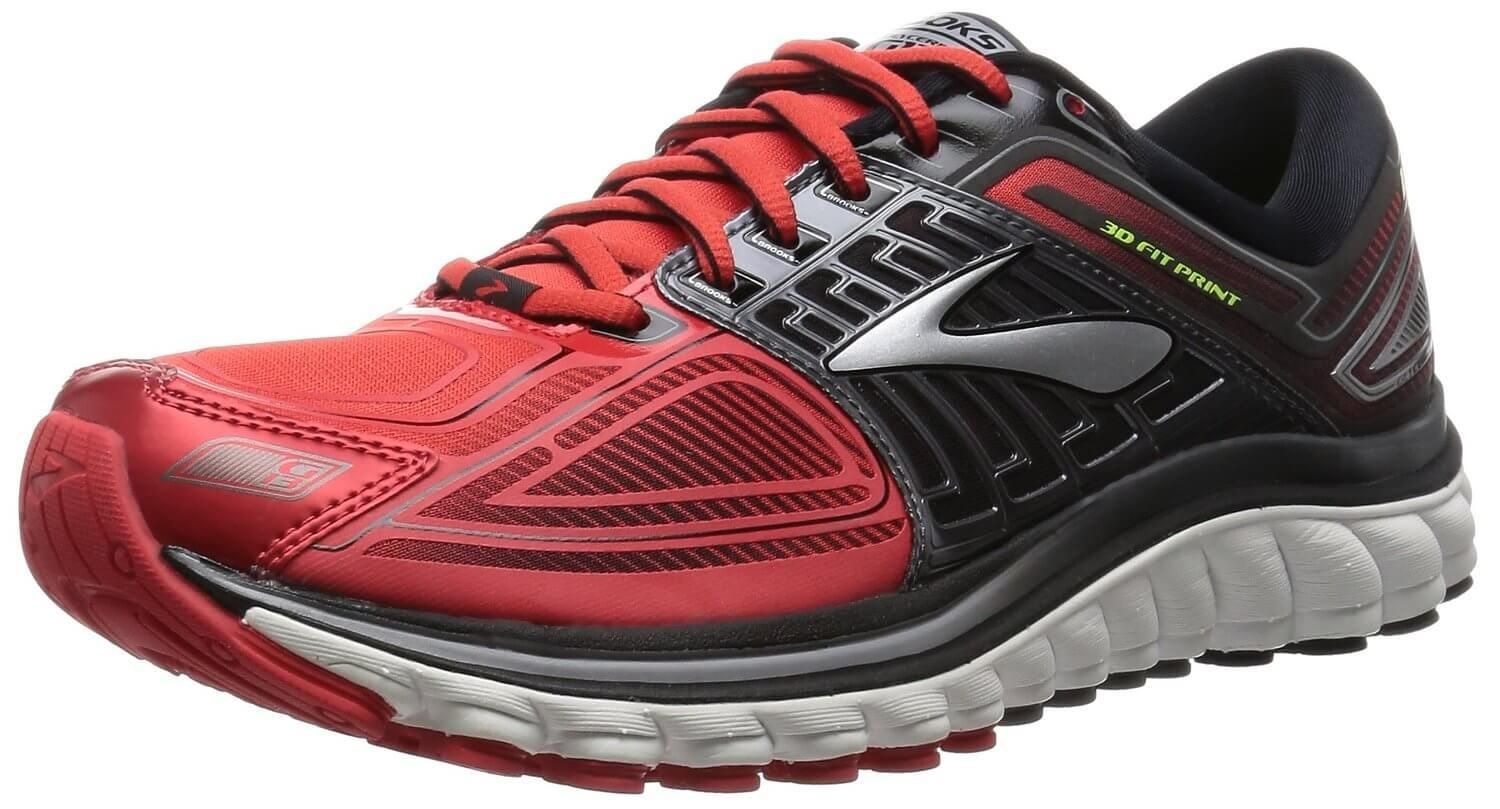 The Brooks Glycerin 13 offers both subtle and flashy color schemes.