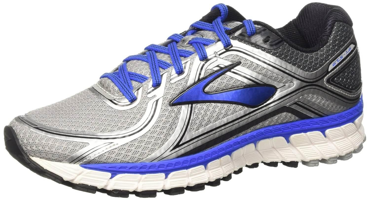 8fa9987c72b The Brooks Adrenaline GTS 16 shows major improvements over previous models.