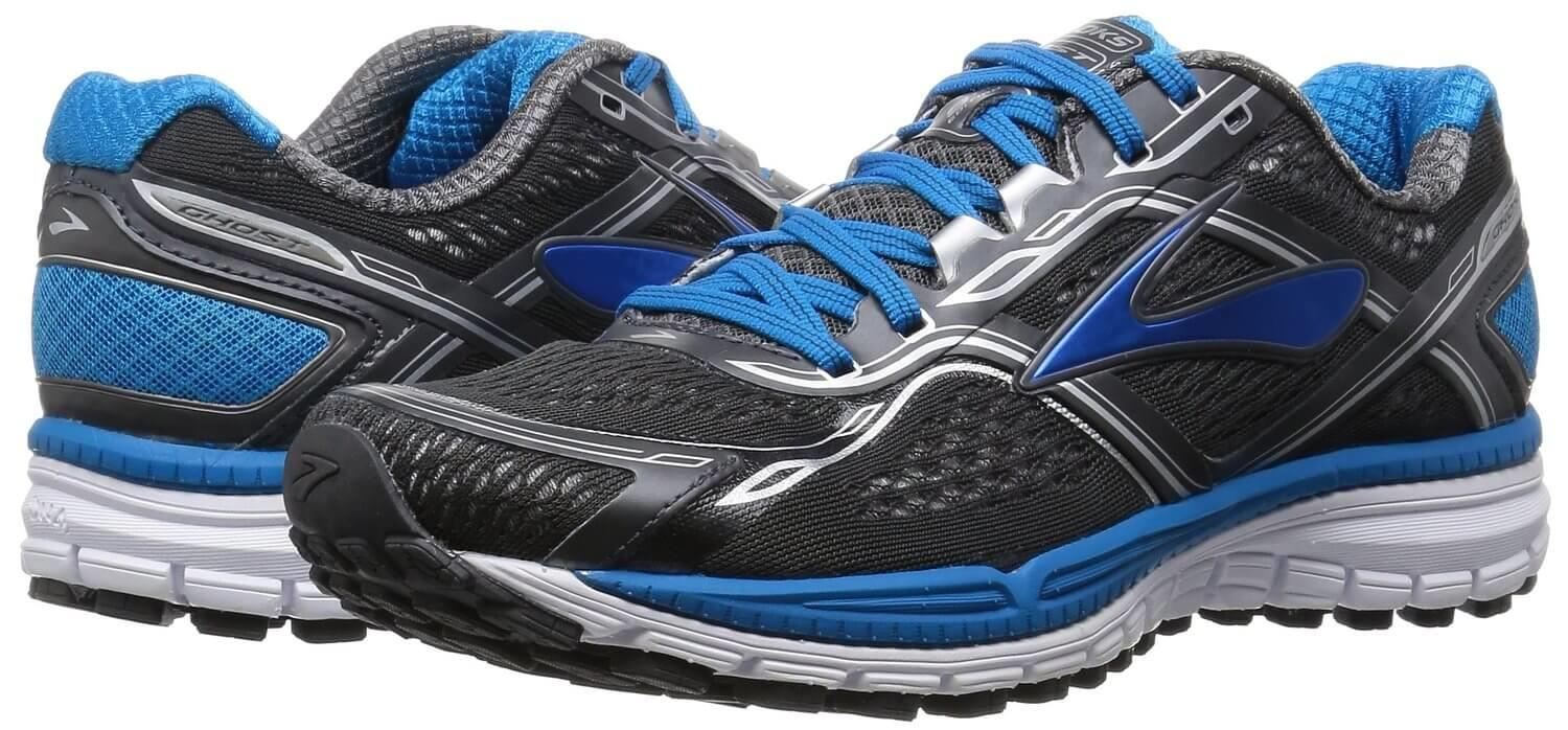 The style of the Brooks Ghost 8 is passable but nothing especially  noteworthy. 267754093