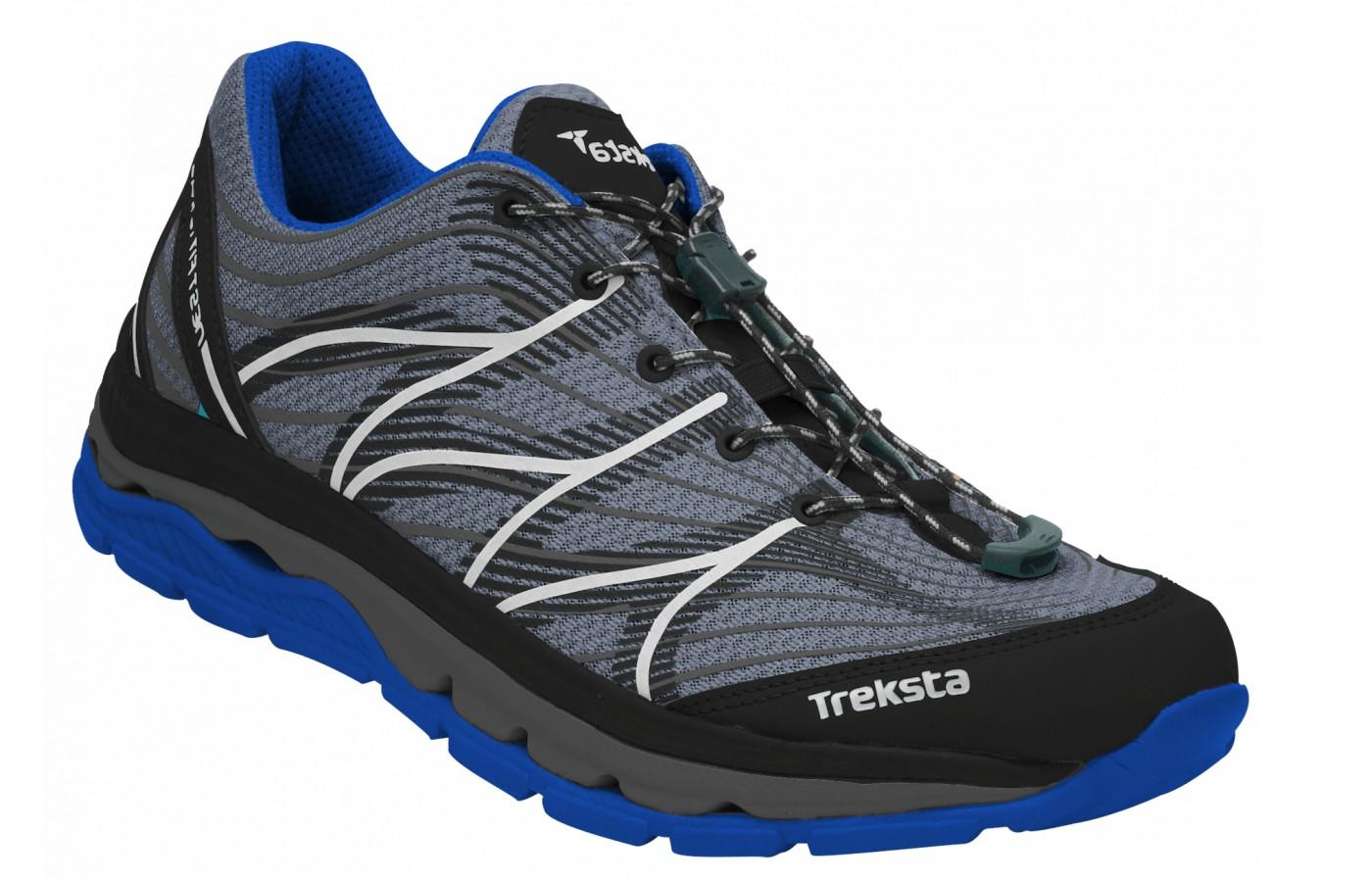 The Treksta Mega Wave is a terrific all-terrain running shoe.