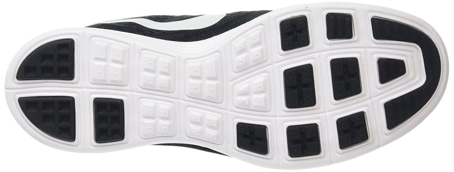 cc99271878db The Nike LunarTempo 2 s outsole uses a waffle treading to improve traction.