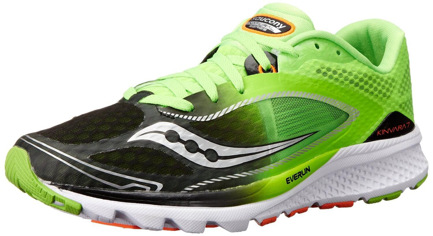 Saucony Kinvara 7 Reviewed & Rated 1