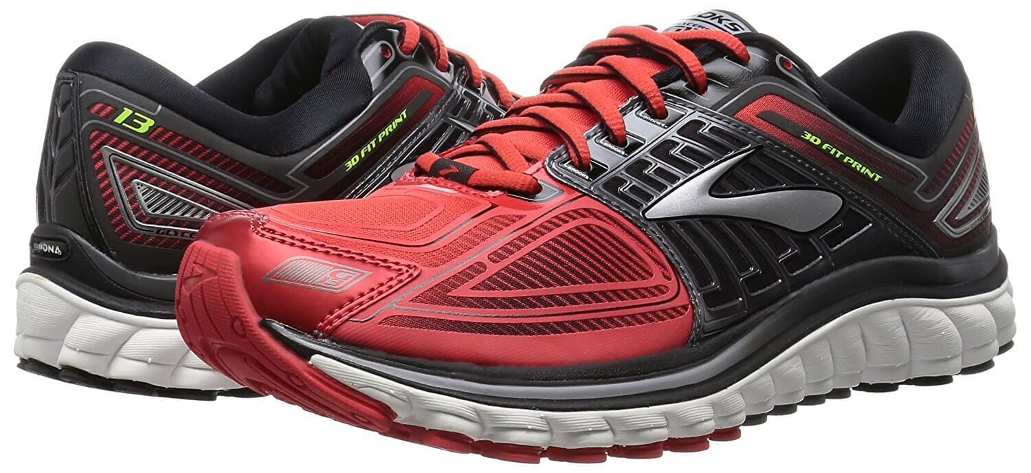 The Brooks Glycerin 13 offers an exceptional amount of cushion for runners' feet.