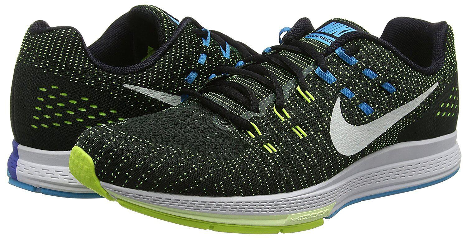 The Nike Air Zoom Structure 19 is an excellent stability shoe for runners struggling with overpronation.