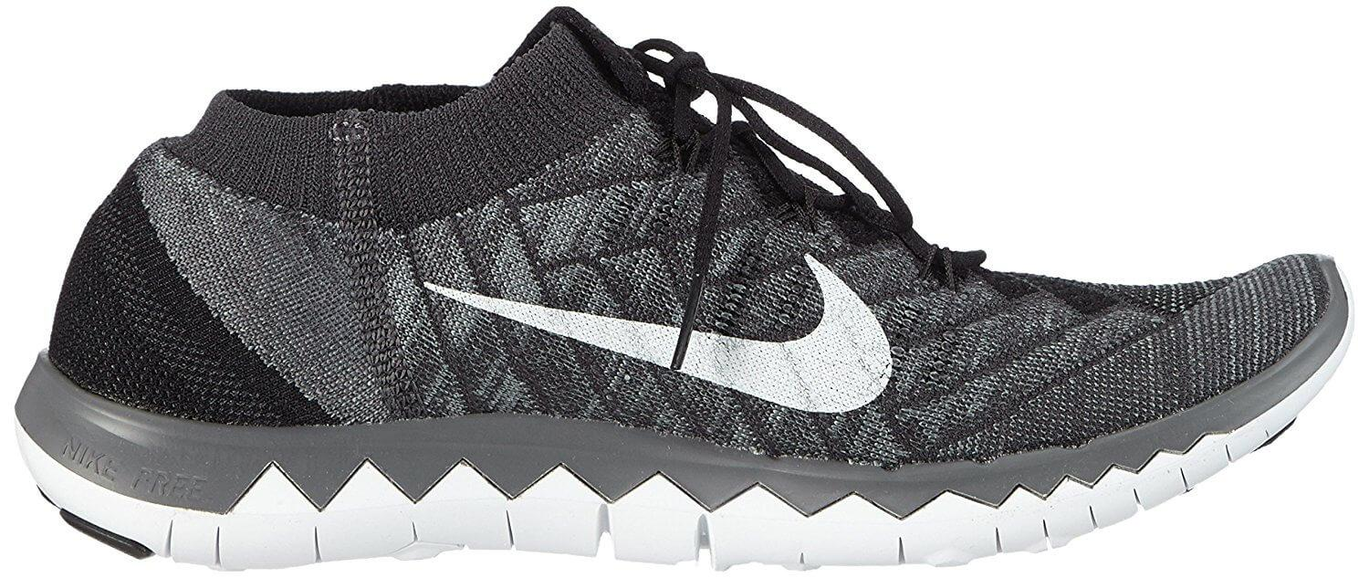 the latest 0ab84 4f209 ... the Nike Free Flyknit 3.0 is durable and flexible, offering a great  amount of comfort ...