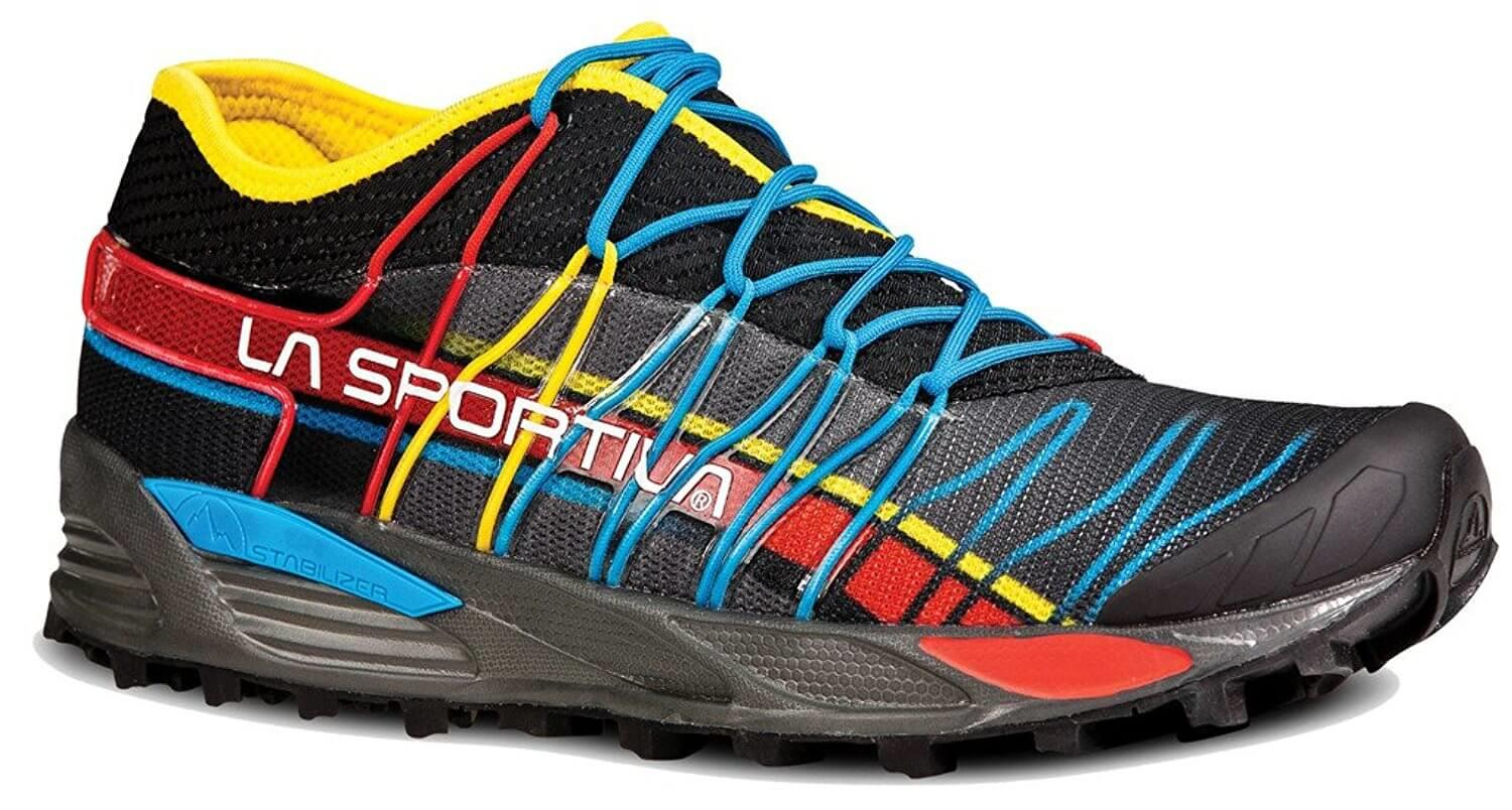 bdc6664cbda the La Sportiva Mutant is an eye-catching and high-performance trail  running shoe ...