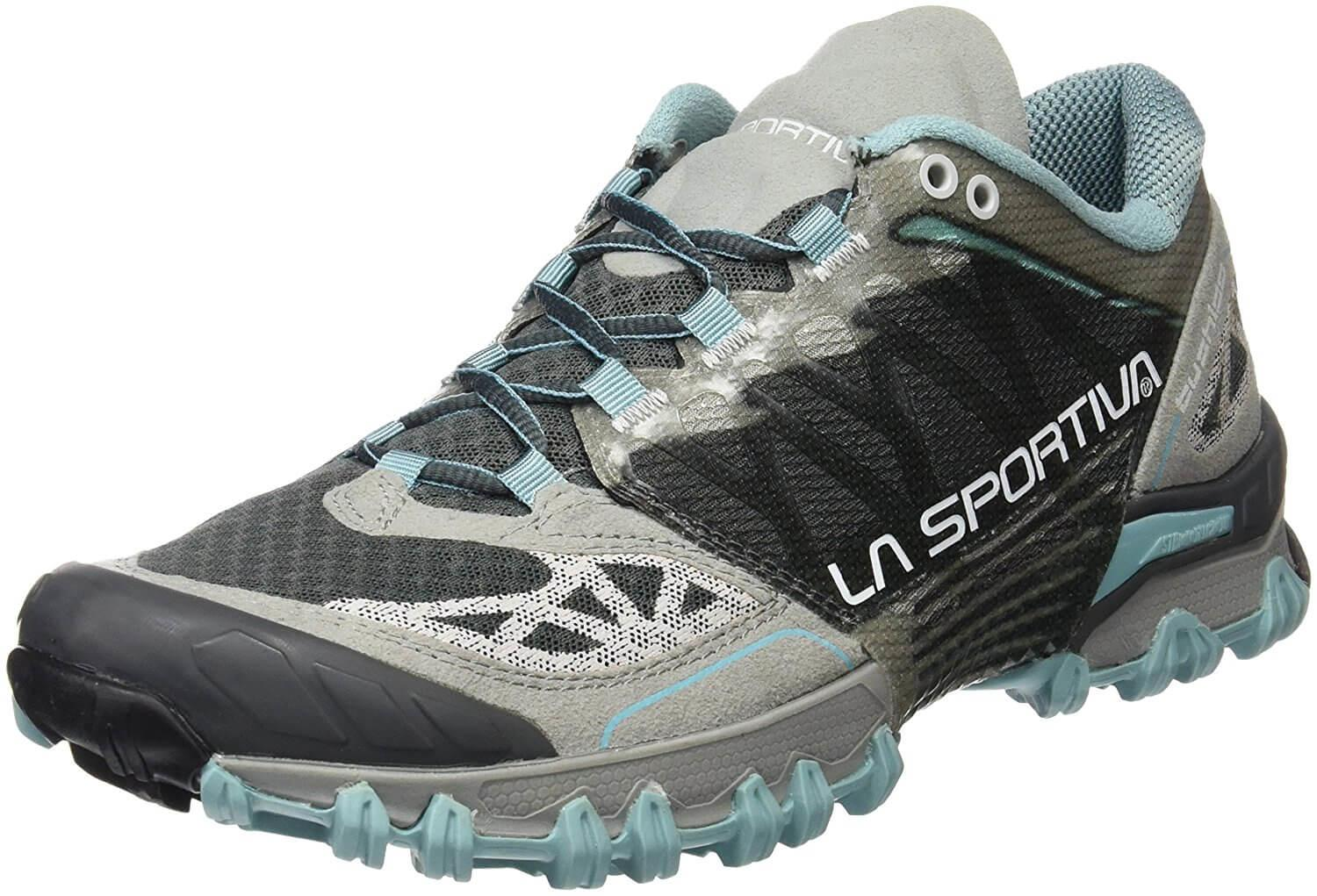 a8bffef3828 the La Sportiva Bushido is a dynamic stability trail shoe ...