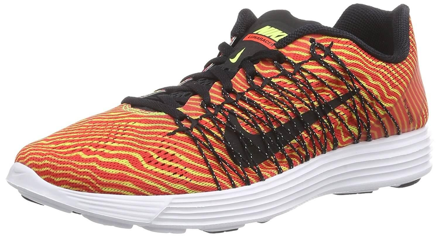 the Nike LunaRacer 3 is a stylish and comfortable road racing shoe