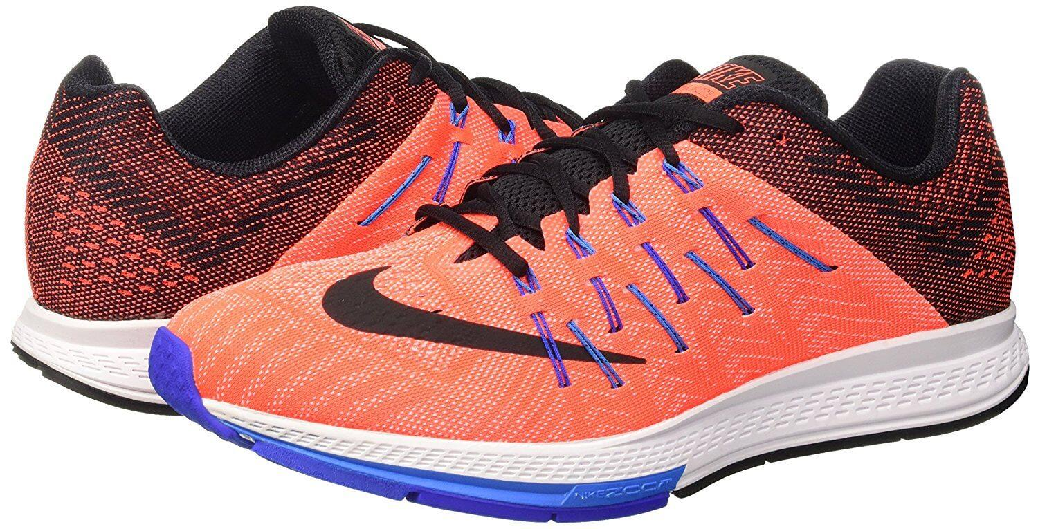 The Nike Air Zoom Elite 8 showcases Nike's impeccable sense of style.