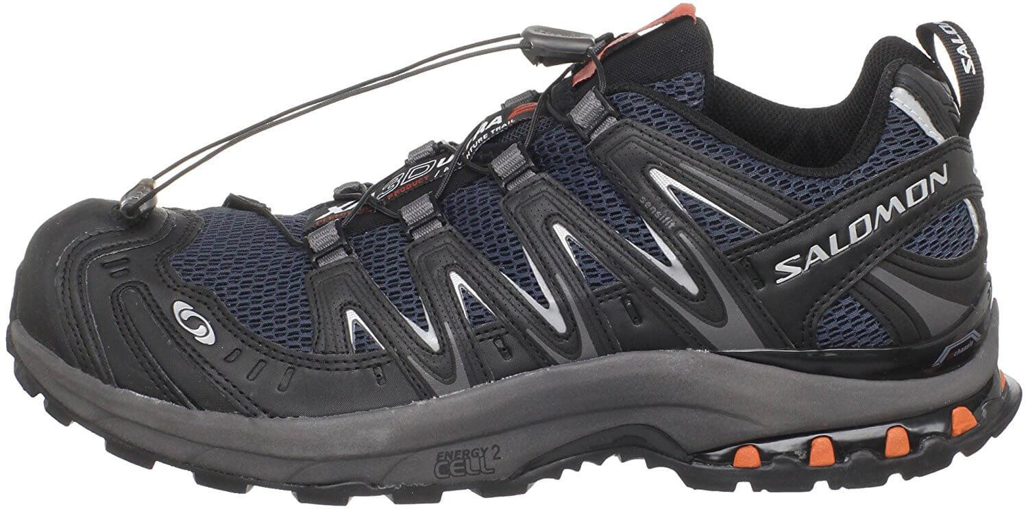 the Salomon XA Pro 3D Ultra 2 GTX is a durable trail running shoe that will last even after many miles