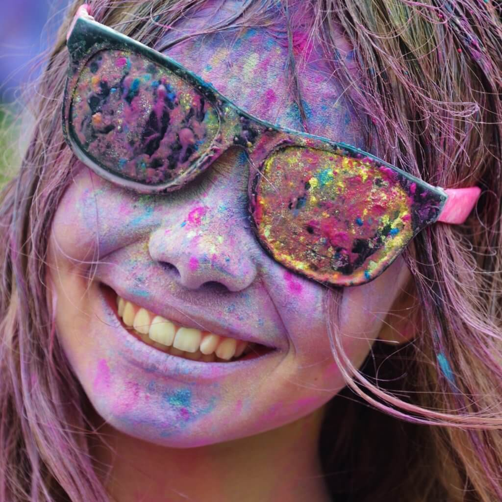 girl-colorful-happy-cool-colour-run