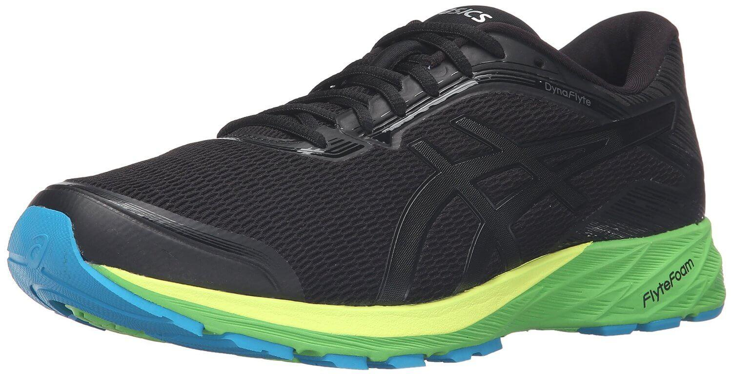 the Asics Dynaflyte is a neutral, lightweight running shoe with great cushioning