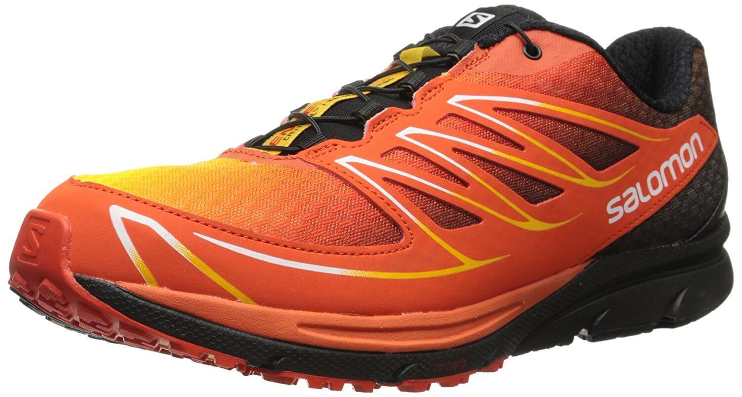 the Salomon Sense Mantra 3 is a great hybrid shoe appropriate for both the road and the trail