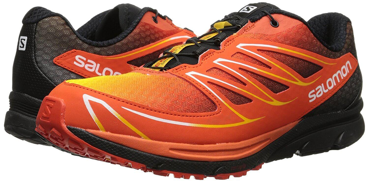the Salomon Sense Mantra 3 is a dynamic running shoe for runners that want a versatile trainer that can take on many different terrains