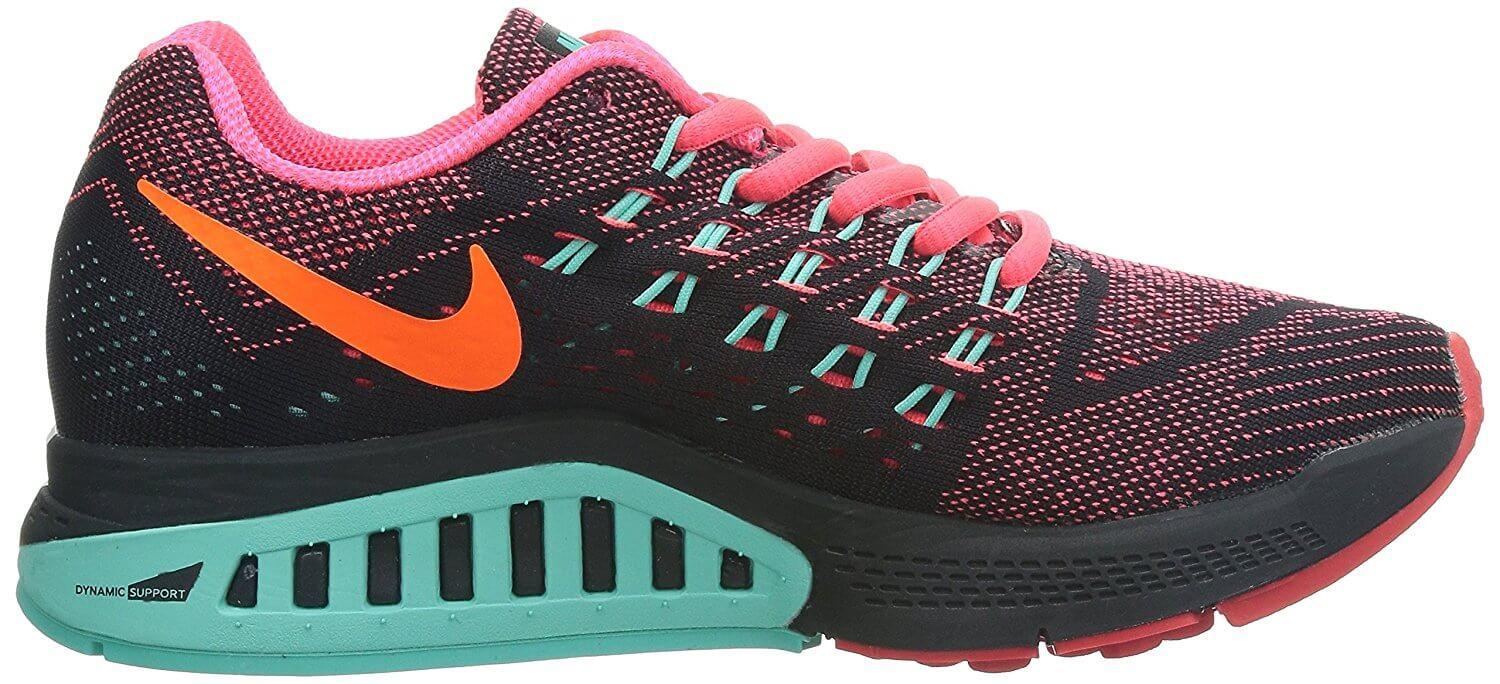 best service 4655b a37f2 ... Numerous excellent color schemes are available with the Nike Air Zoom  Structure 18.