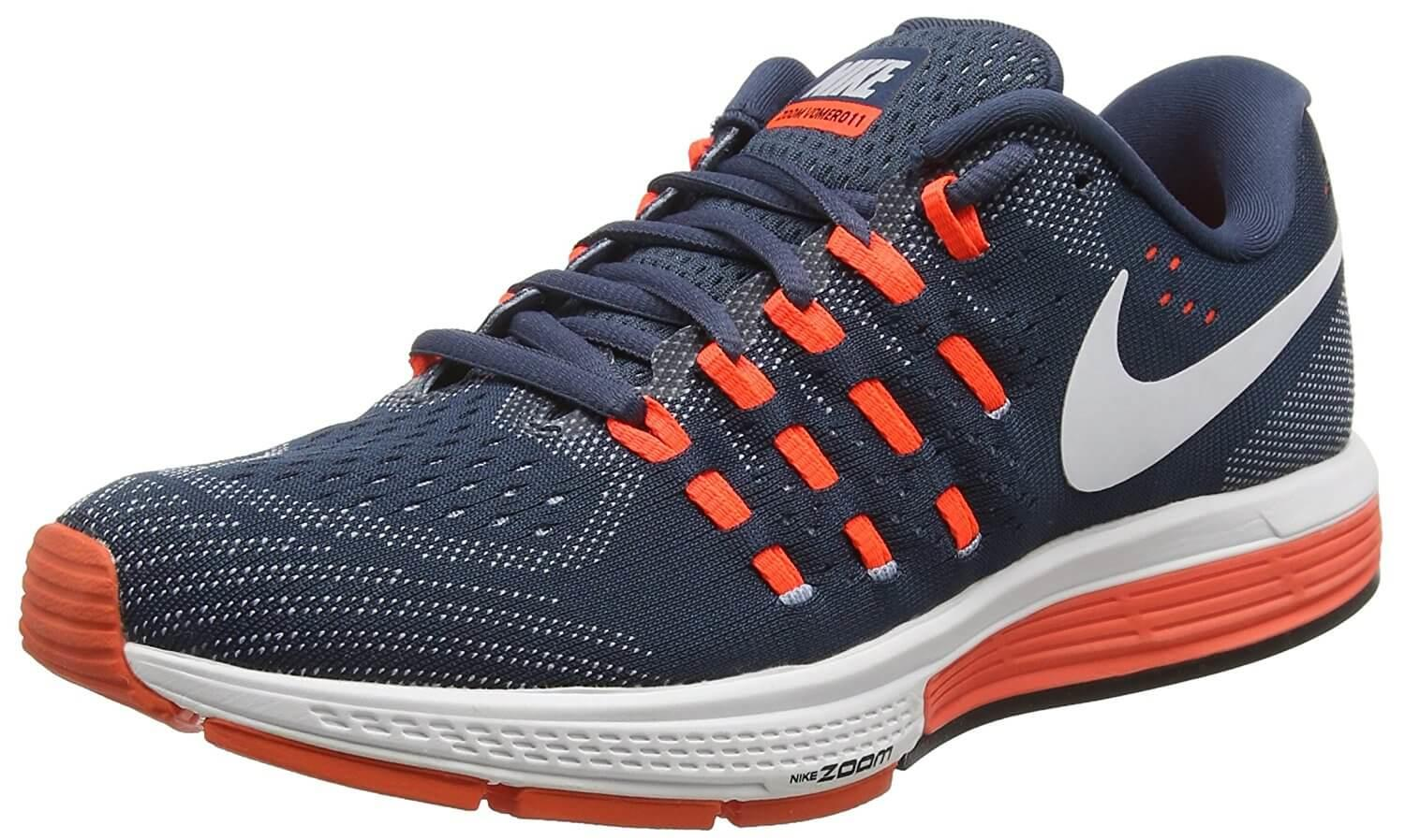 the Nike Air Zoom Vomero 11 is a durable running shoe that will last for many hundreds of miles