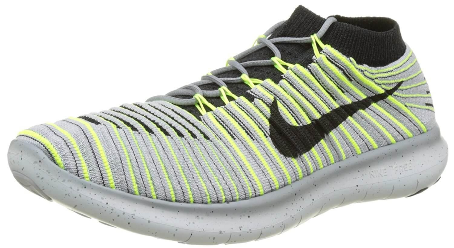 7239df45119b3 The Nike Free RN Motion Flyknit was designed to accommodate barefoot-style  runners.