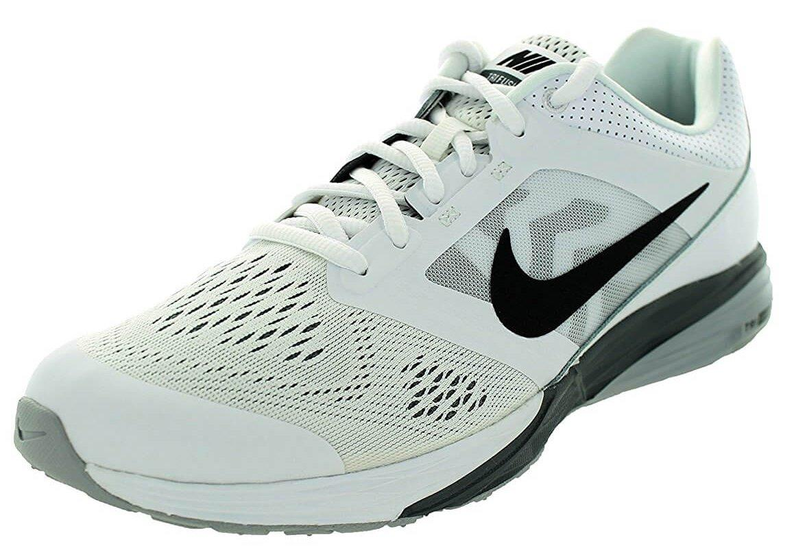 Nike Tri Fusion features Breathe Tech material to provide excellent airflow.