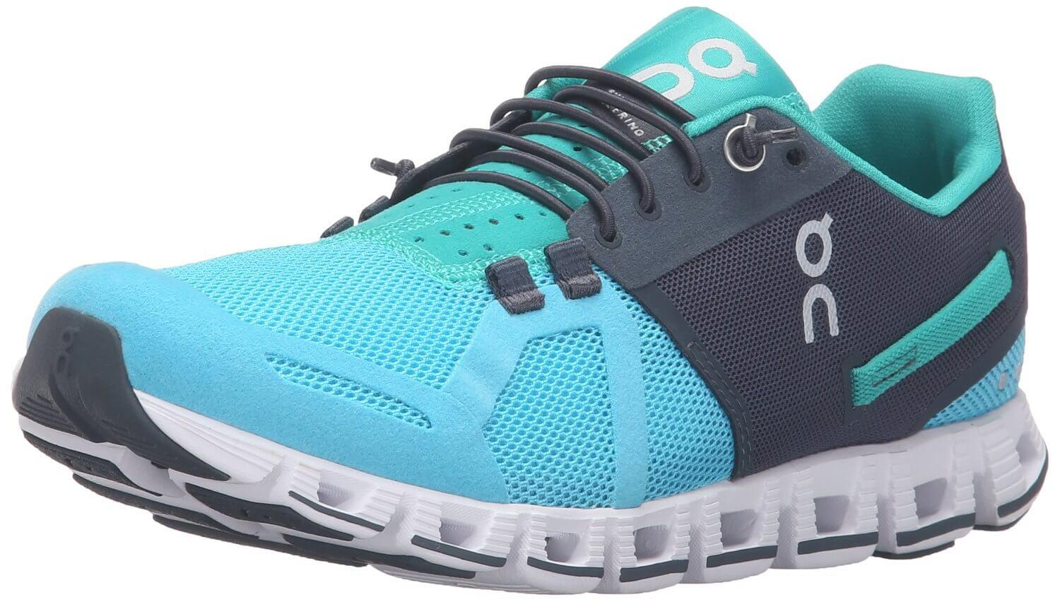 The On Cloud is a lightweight and unconventionally designed running shoe from Switzerland.