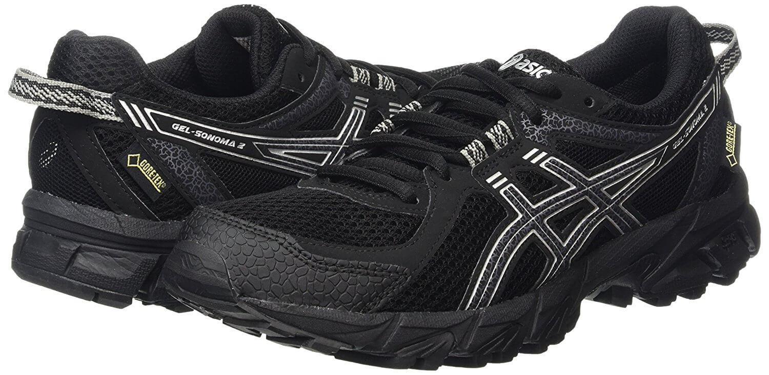 Asics Gel Sonoma 2 GTX Reviewed & Rated 5