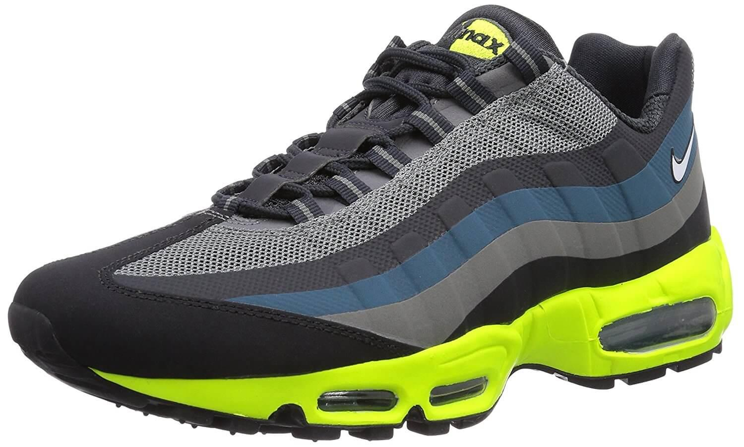 sale retailer a1bd5 c4b43 Nike Air Max 95 Reviewed - To Buy or Not in May 2019