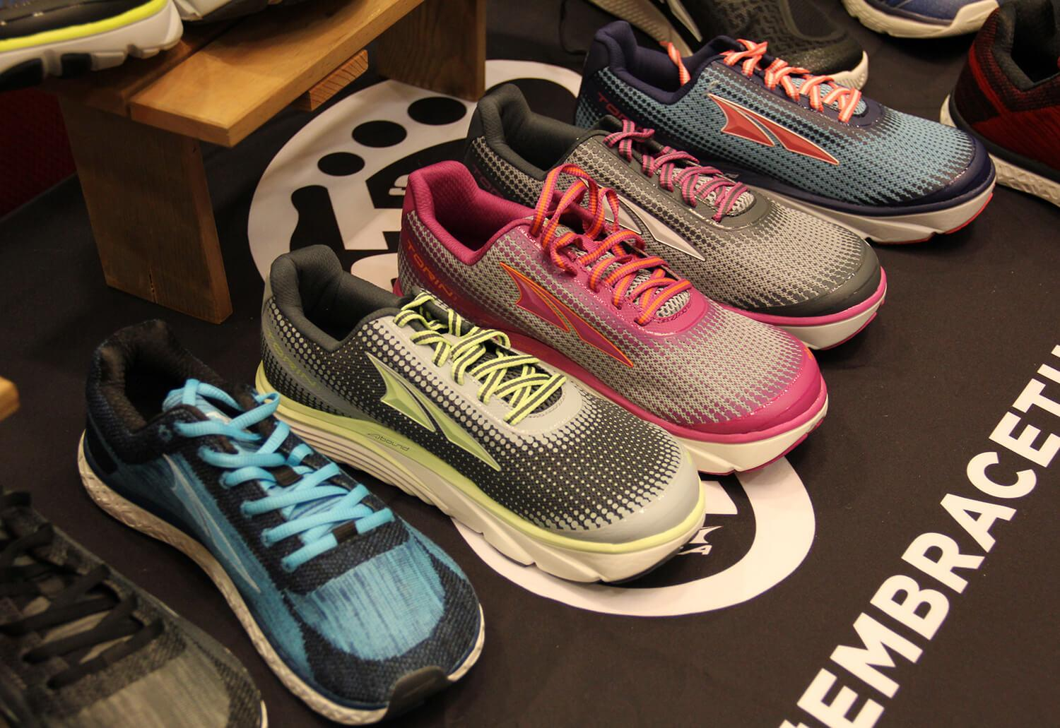 Outdoor Retailer Winter Market 2017: Altra Product Overview