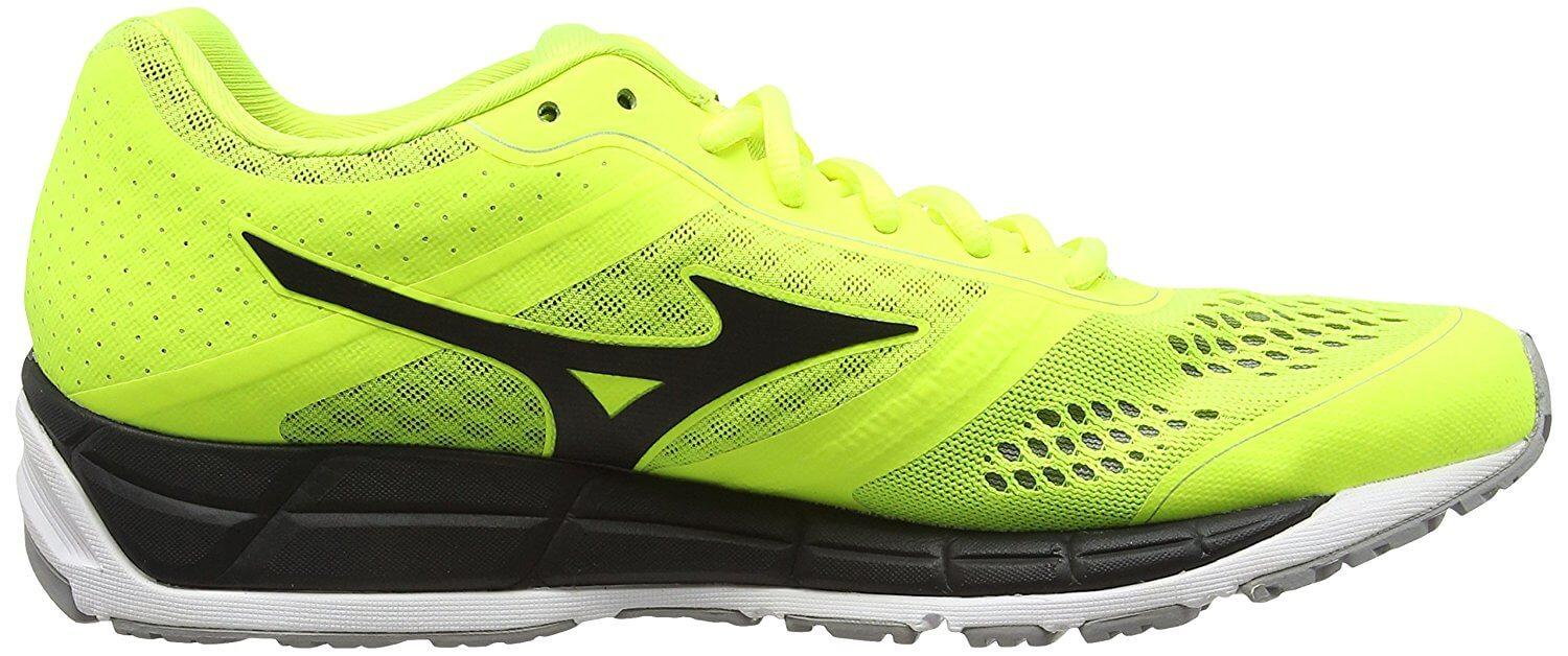 mizuno synchro mx review runner's world xl live