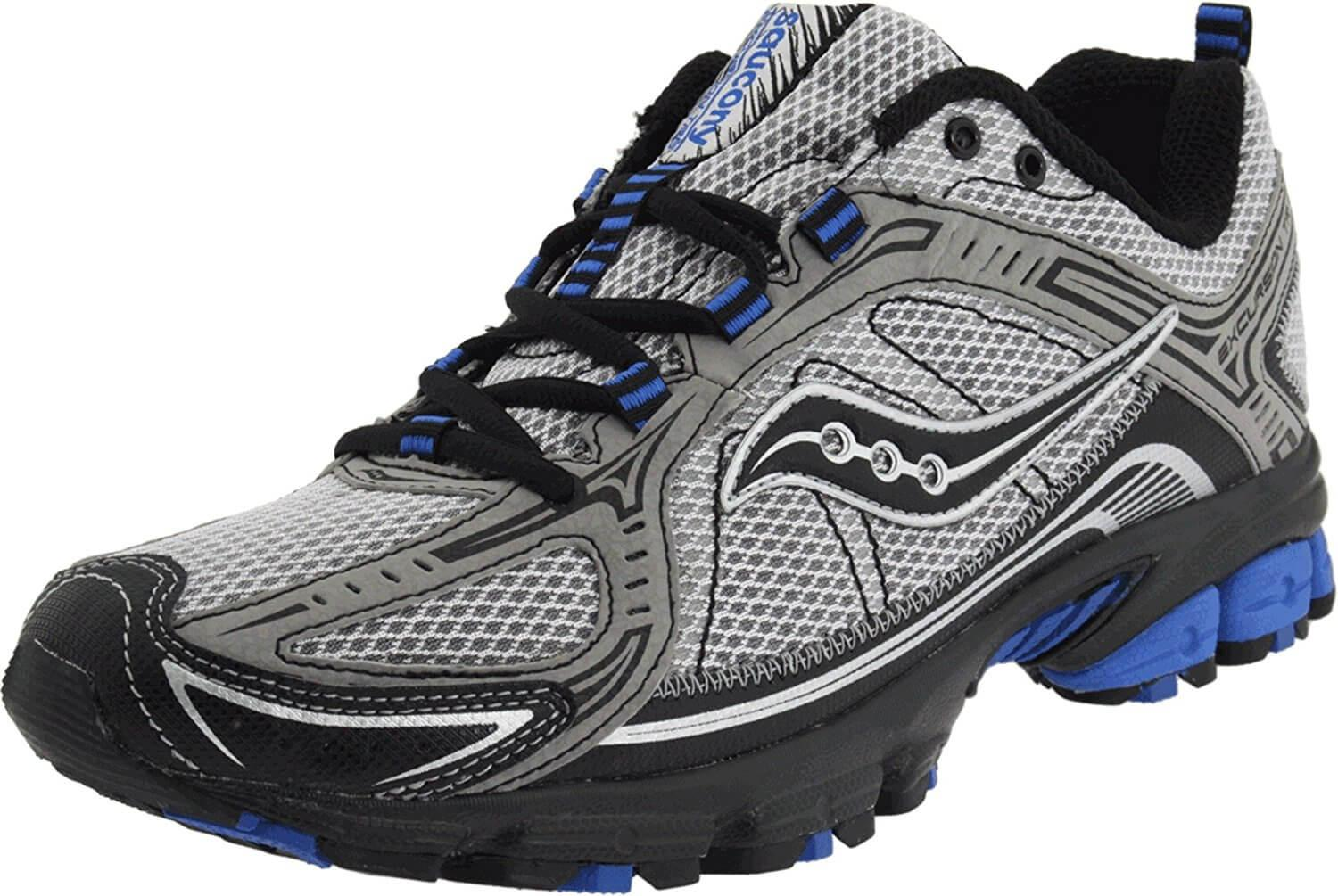 SAUCONY WOMEN'S GRID Excursion TR 6 Trail Running Shoe Size