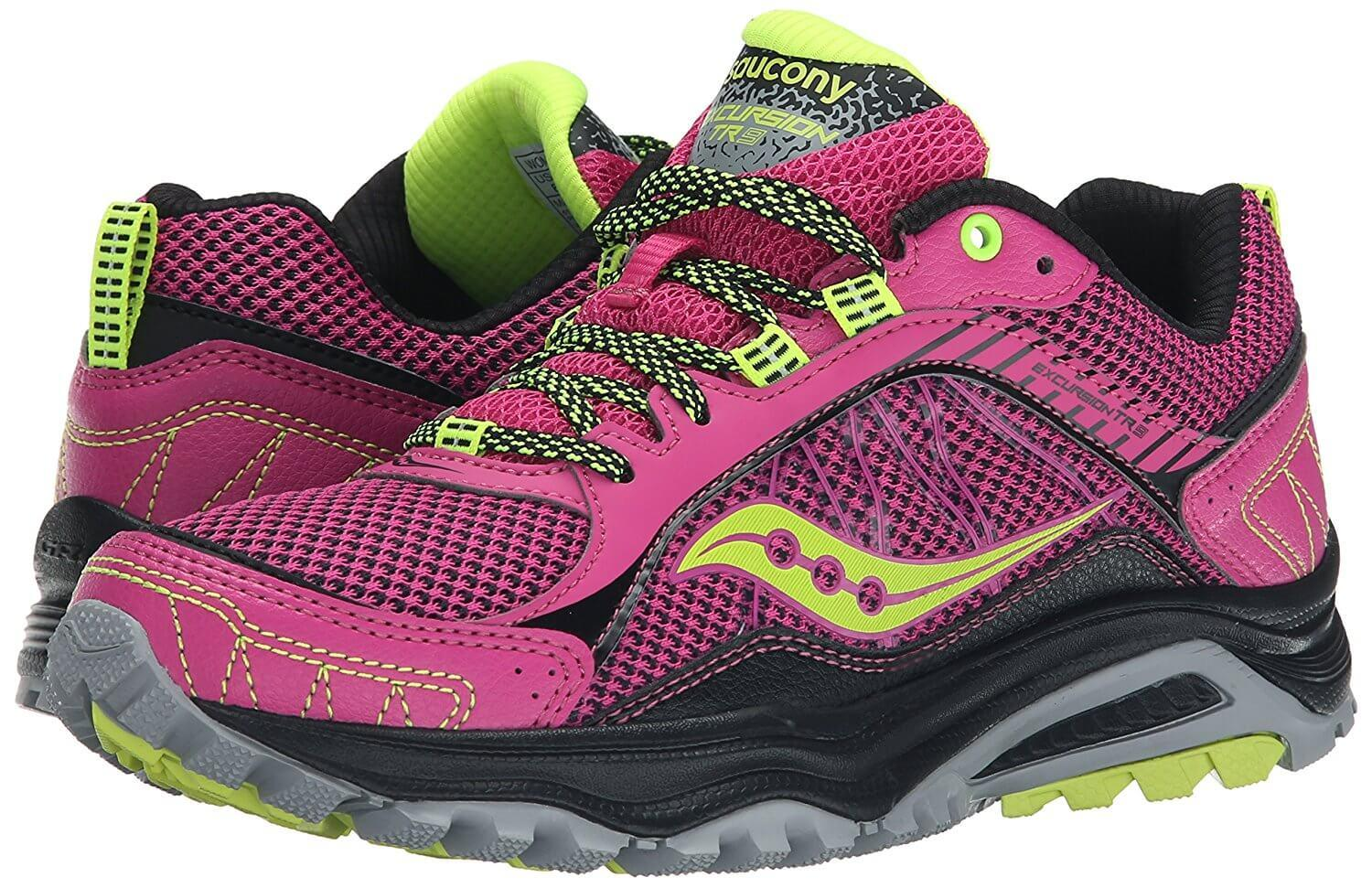 Saucony Excursion TR9 Fully Reviewed 5
