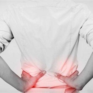 Back Pain Red